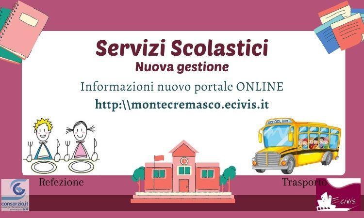 Informatizzazione servizi scolastici